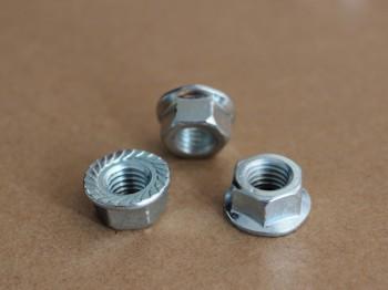 DIN 6923 Hex Flange Nut