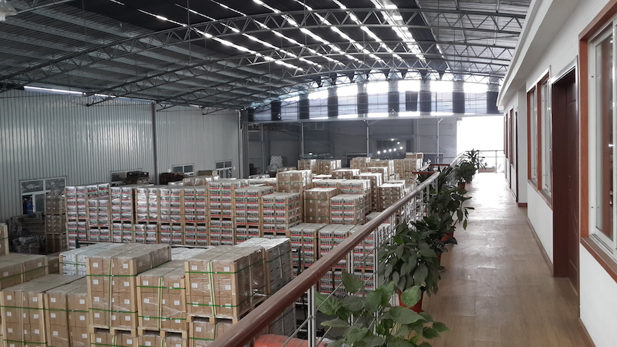 Shipment Yard