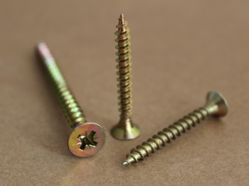 Chipboard Screw CSK Pozi YZP