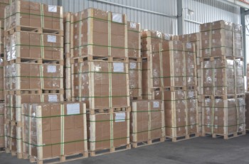 Outgoing Pallets