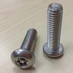 ISO 7380 Star Pin