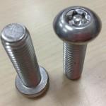 ISO 7380 6-lobe pin